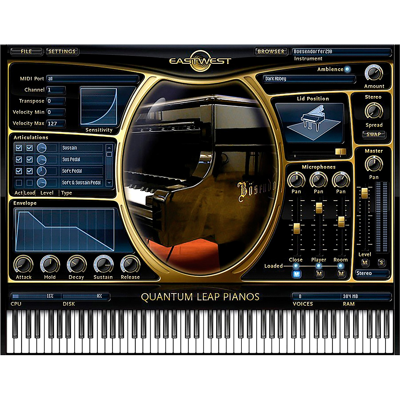 EastWest Pianos Bundle thumbnail