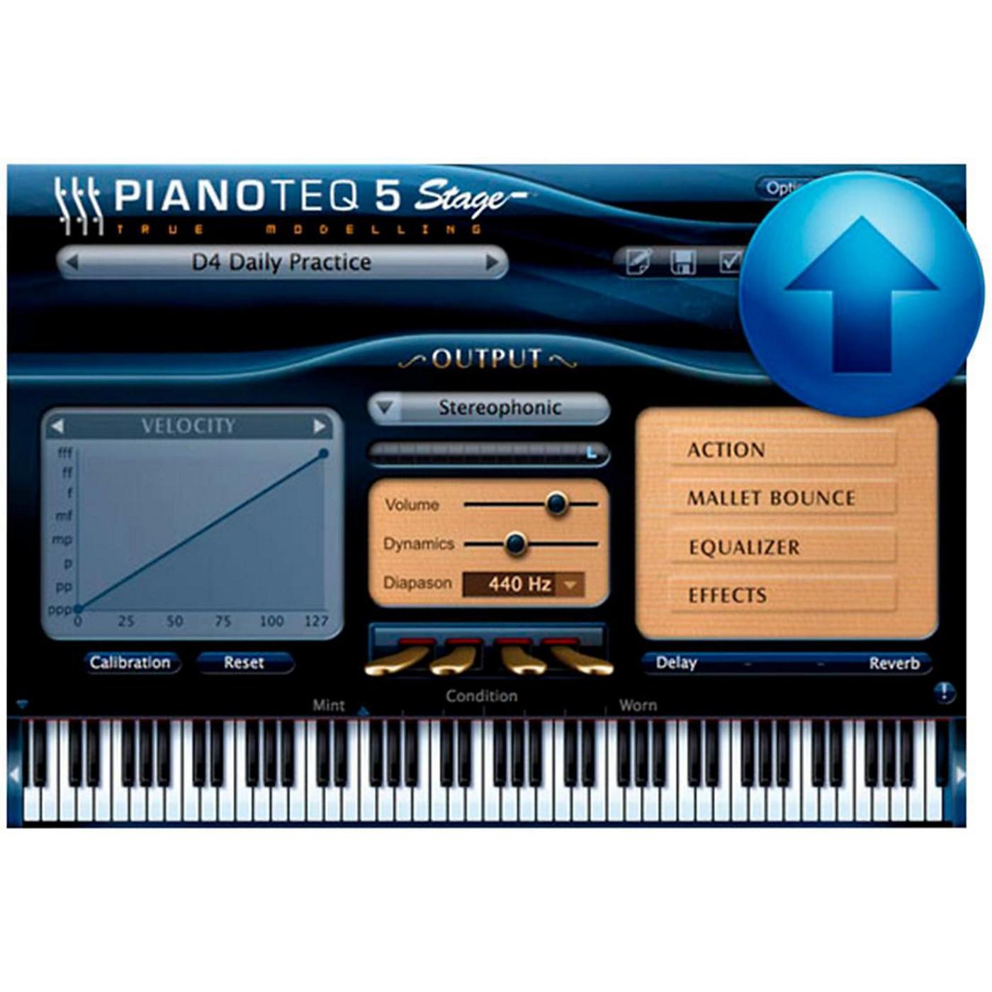 Modartt Pianoteq 5 Pro Upgrade from Stage/Play thumbnail
