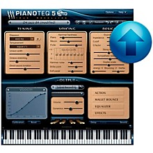 Modartt Pianoteq 5 Standard Upgrade from Stage/Play