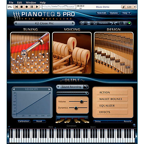 Modartt Pianoteq K2 Grand Piano thumbnail
