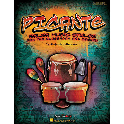 Hal Leonard Picante - Salsa Music Styles for the Classroom & Beyond Classroom Kit (Orff) thumbnail