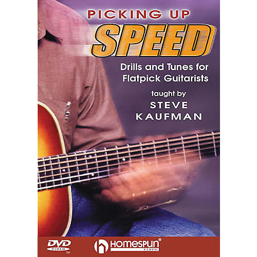 Homespun Picking Up Speed (DVD)-thumbnail