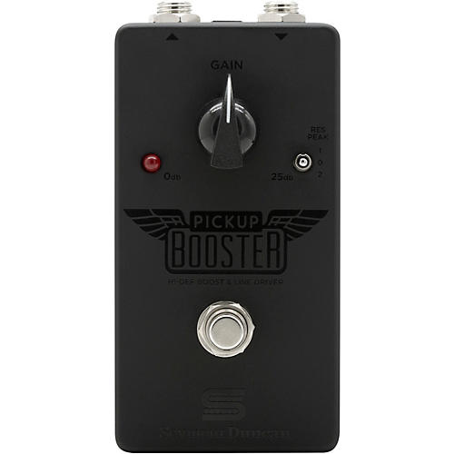 Seymour Duncan Pickup Booster Guitar Effects Pedal thumbnail