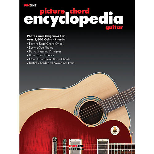 Proline Picture Chord Encyclopedia Book thumbnail