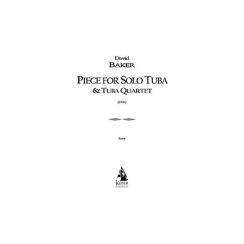 Lauren Keiser Music Publishing Piece for Solo Tuba/Tuba Quartet LKM Music Series thumbnail