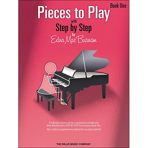 Willis Music Pieces To Play Book 1 thumbnail