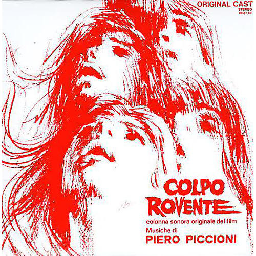 Alliance Piero Piccioni - Colpo Rovente: Colonna Sonora Originale Del Film thumbnail