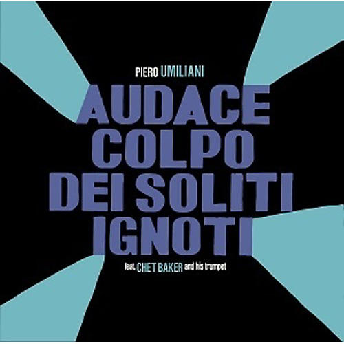 Alliance Piero Umiliani - Audace Colpo Dei Soliti Ignoti (Original Soundtrack) thumbnail