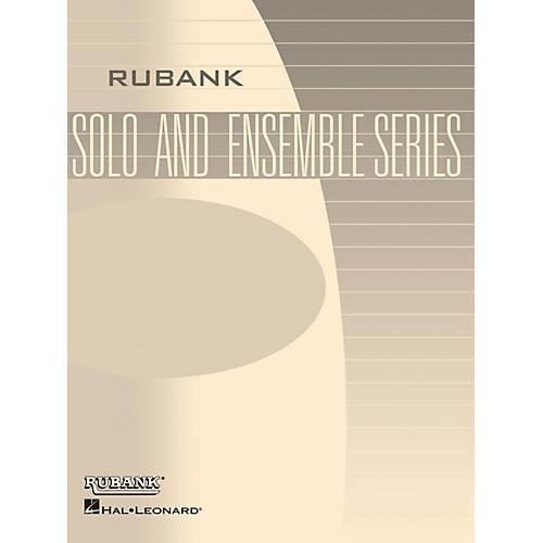 Rubank Publications Pifferari No. 2 (Piccolo Solo with Piano - Grade 2.5) Rubank Solo/Ensemble Sheet Series thumbnail
