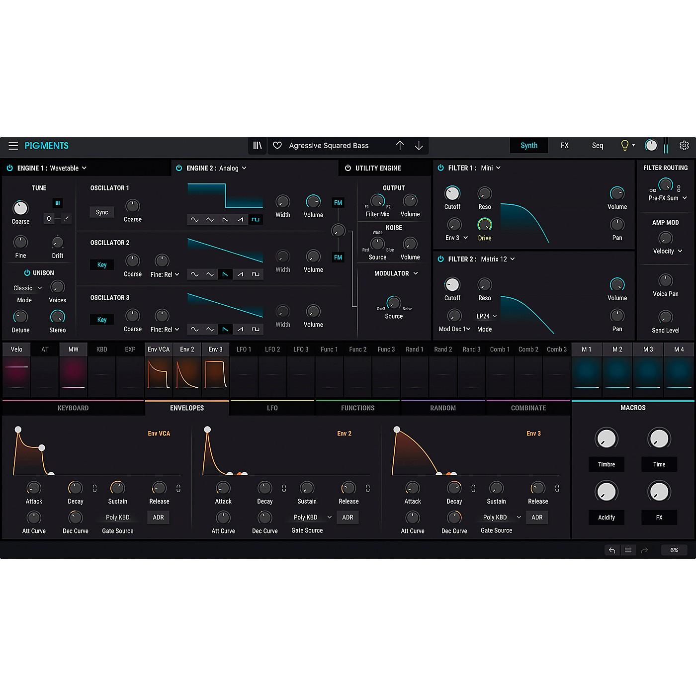 Arturia Pigments 2 (Download) thumbnail