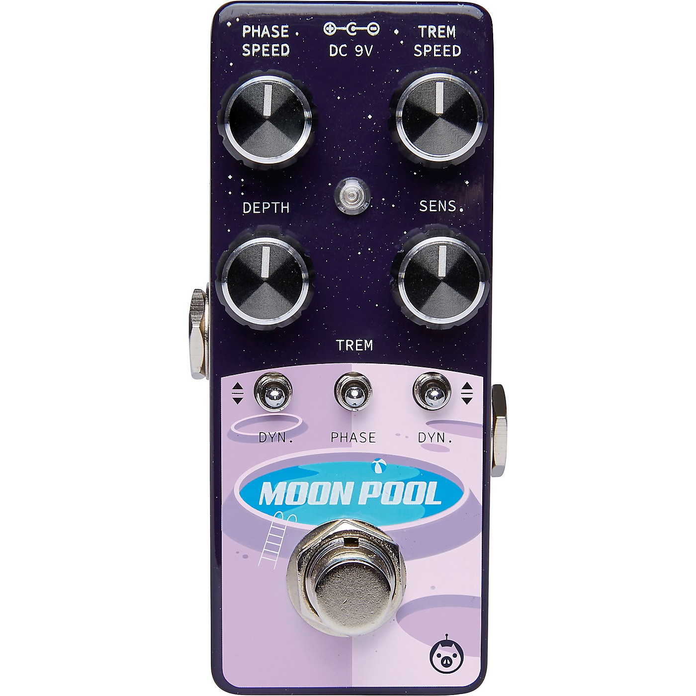 Pigtronix Pigtronix EMTP Moon Pool Tremvelope Phaser Pedal thumbnail