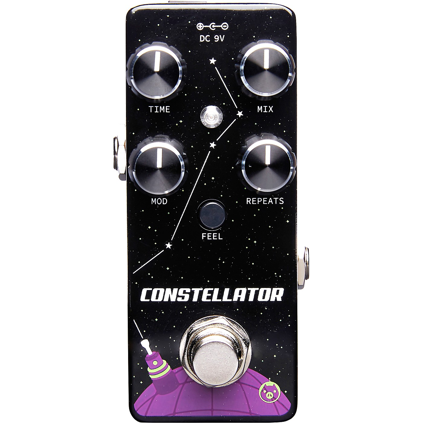 Pigtronix Pigtronix MAD Constellator Analog Delay Pedal thumbnail