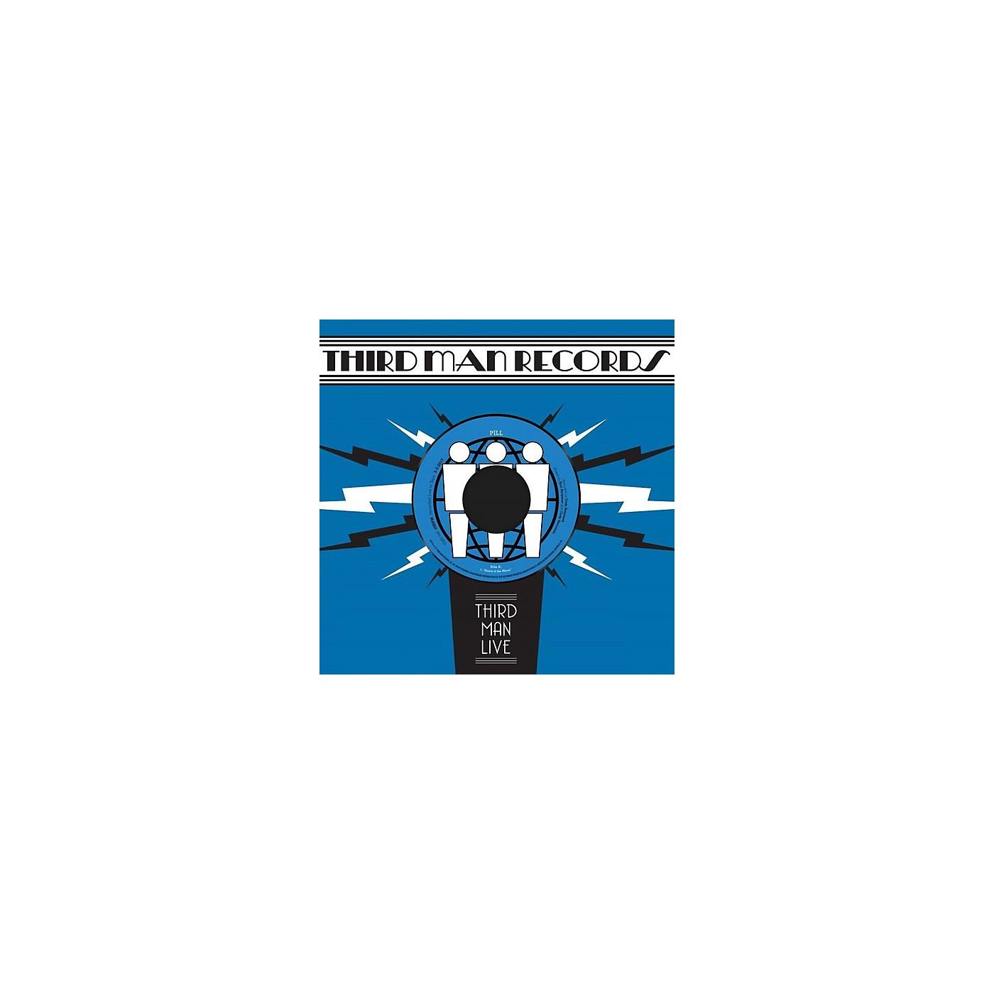 Alliance Pill - Afraid of the Mirror / T.V. Wedding Third Man Live thumbnail