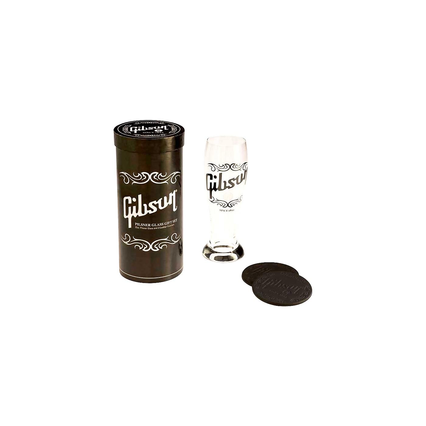 Gibson Pilsner Glass Gift Set thumbnail