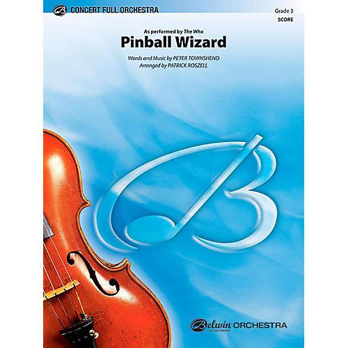 Alfred Pinball Wizard Full Orchestra Level 3 Set thumbnail
