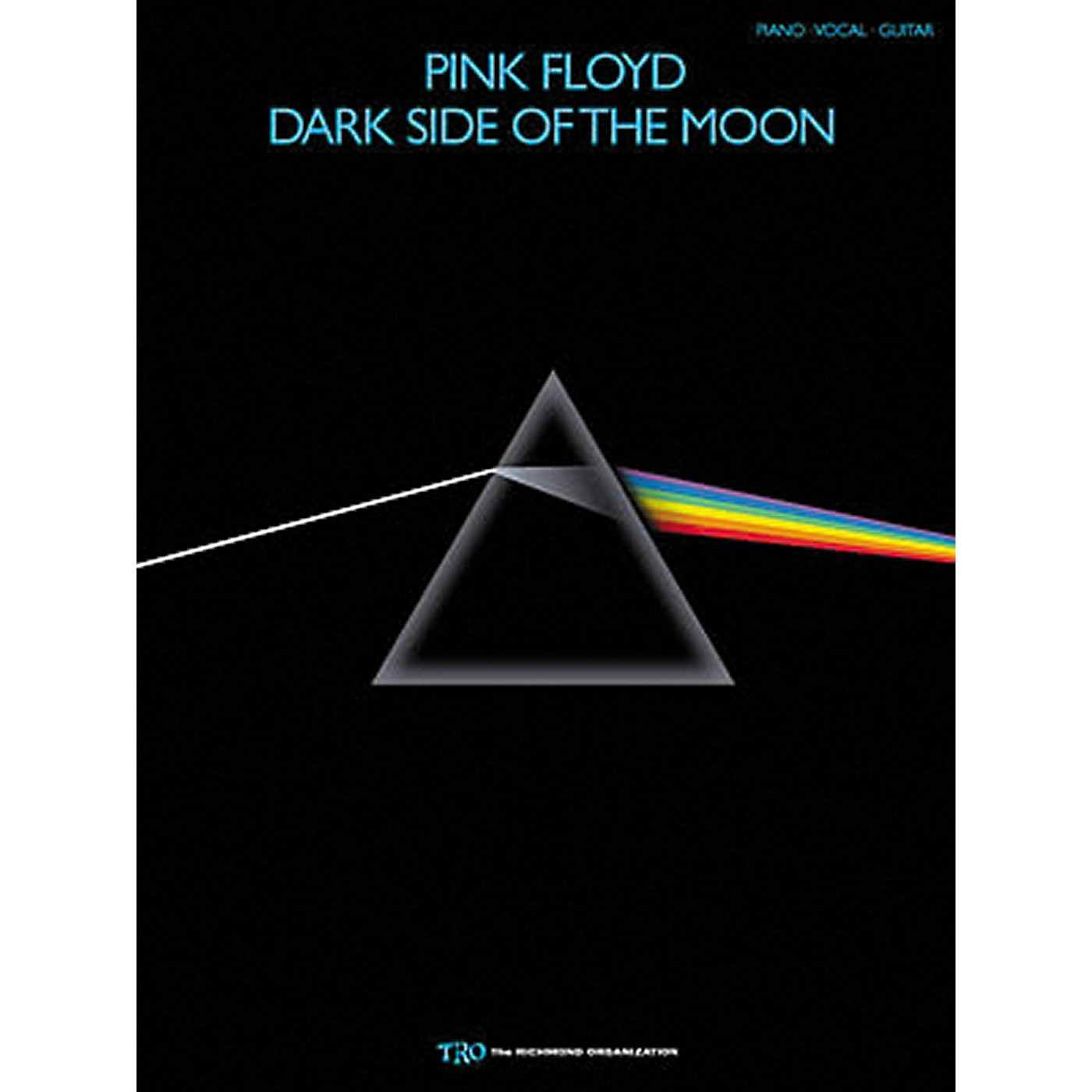 Hal Leonard Pink Floyd - Dark Side of the Moon Piano, Vocal, Guitar Songbook thumbnail
