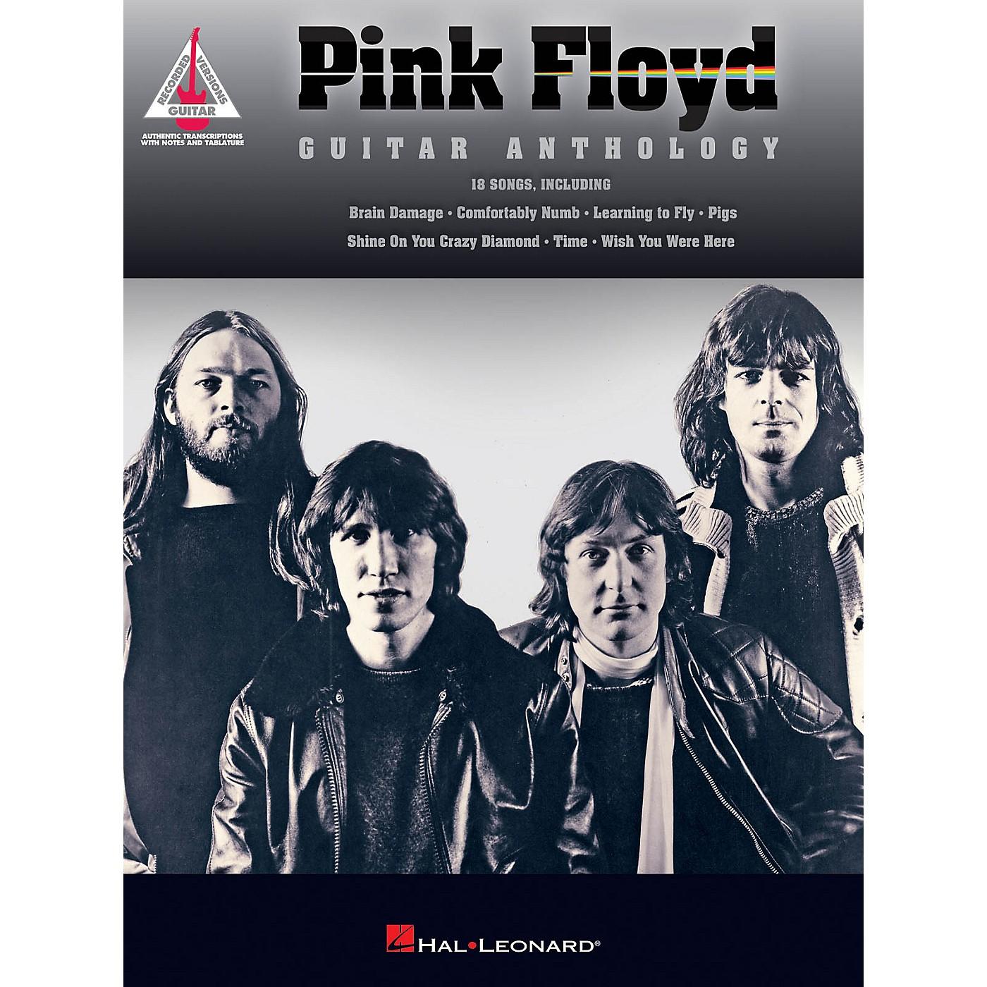 Hal Leonard Pink Floyd - Guitar Anthology Guitar Tab Songbook thumbnail