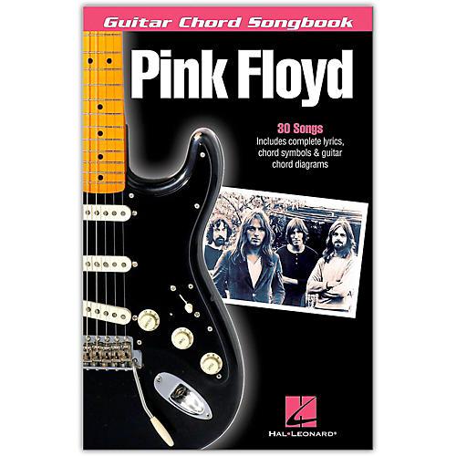 Hal Leonard Pink Floyd - Guitar Chord Songbook thumbnail