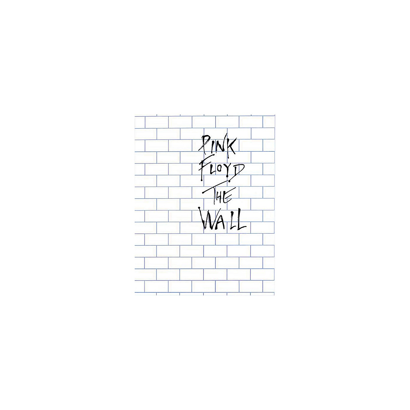 Music Sales Pink Floyd - The Wall Music Sales America Series Softcover Performed by Pink Floyd thumbnail
