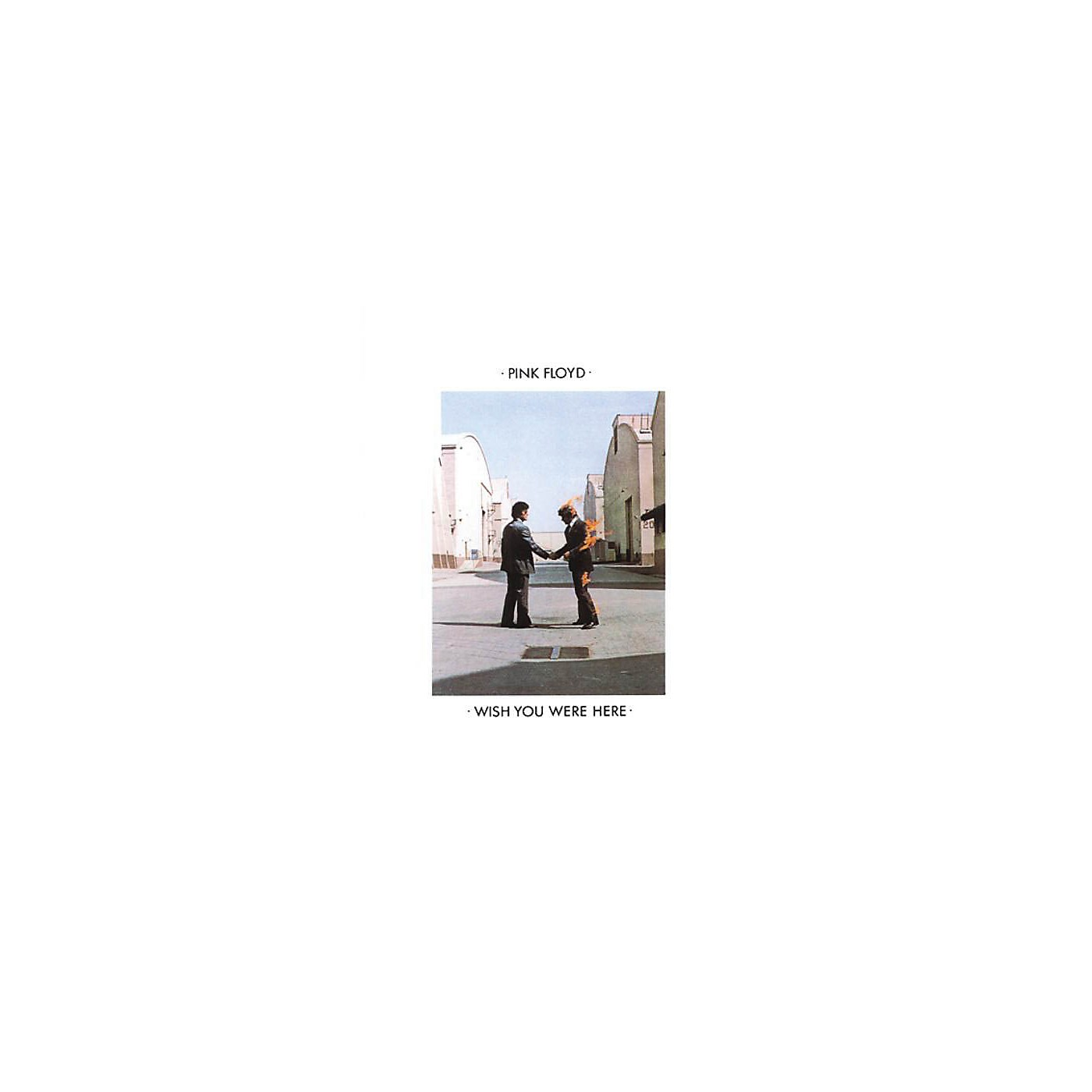 Music Sales Pink Floyd - Wish You Were Here Music Sales America Series Softcover Performed by Pink Floyd thumbnail