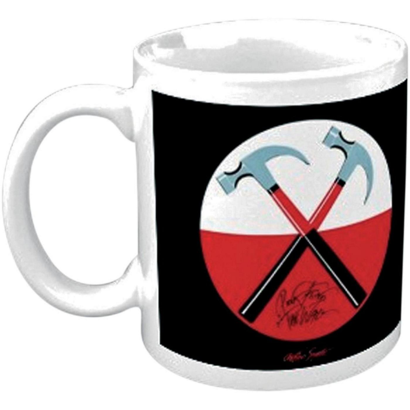 ROCK OFF Pink Floyd Boxed Mug: Hammers Logo thumbnail