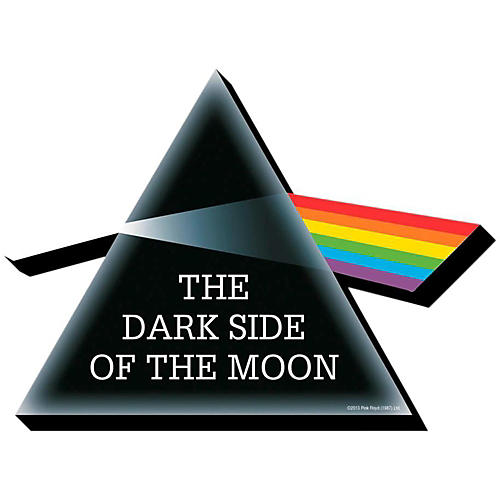 Hal Leonard Pink Floyd Dark Side of the Moon  Chunky Magnet thumbnail
