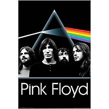 Hal Leonard Pink Floyd Dark Side of the Moon Group Wall Poster