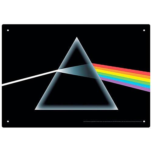 Hal Leonard Pink Floyd Dark Side of the Moon Tin Sign thumbnail