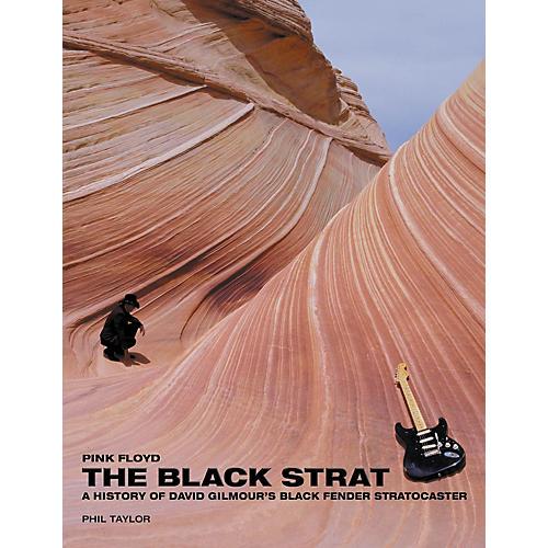 Hal Leonard Pink Floyd The Black Strat: A History Of David Gilmore's Black Fender Stratocaster-thumbnail