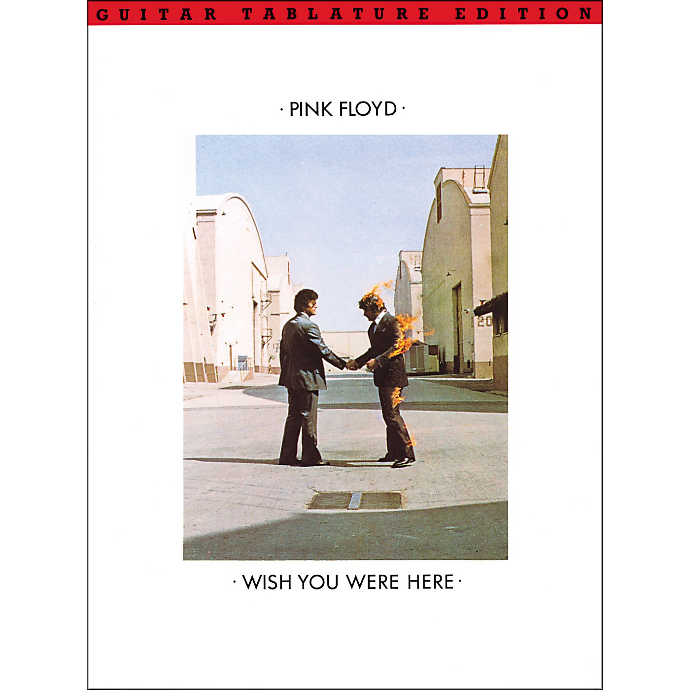 Music Sales Pink Floyd Wish You Were Here Guitar Tab Songbook thumbnail