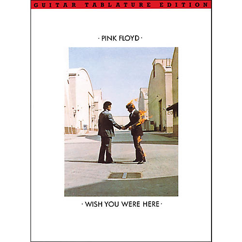 Music Sales Pink Floyd Wish You Were Here Guitar Tab Songbook-thumbnail
