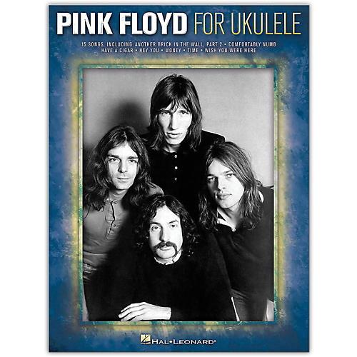 Hal Leonard Pink Floyd for Ukulele thumbnail