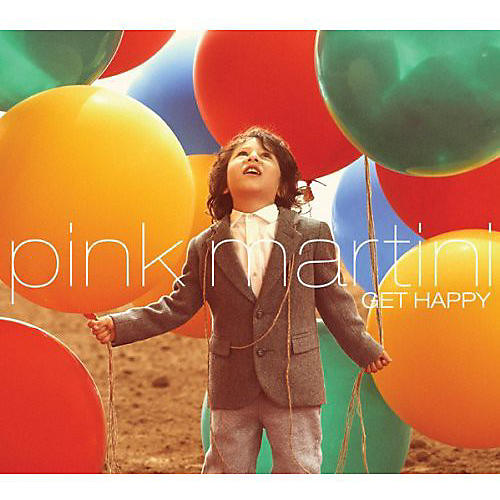 Alliance Pink Martini - Get Happy thumbnail