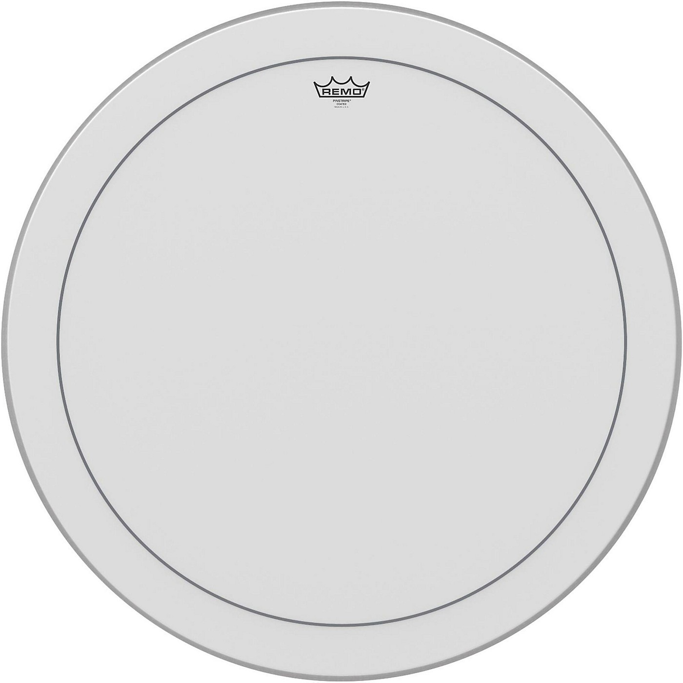 Remo Pinstripe Coated Bass Drumhead thumbnail