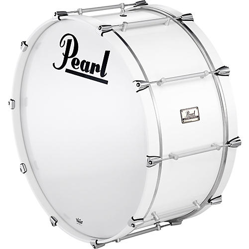 Pearl Pipe Band Bass Drum with Tube Lugs thumbnail