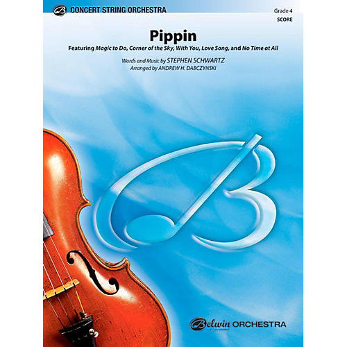 Alfred Pippin String Orchestra Level 4 Set thumbnail