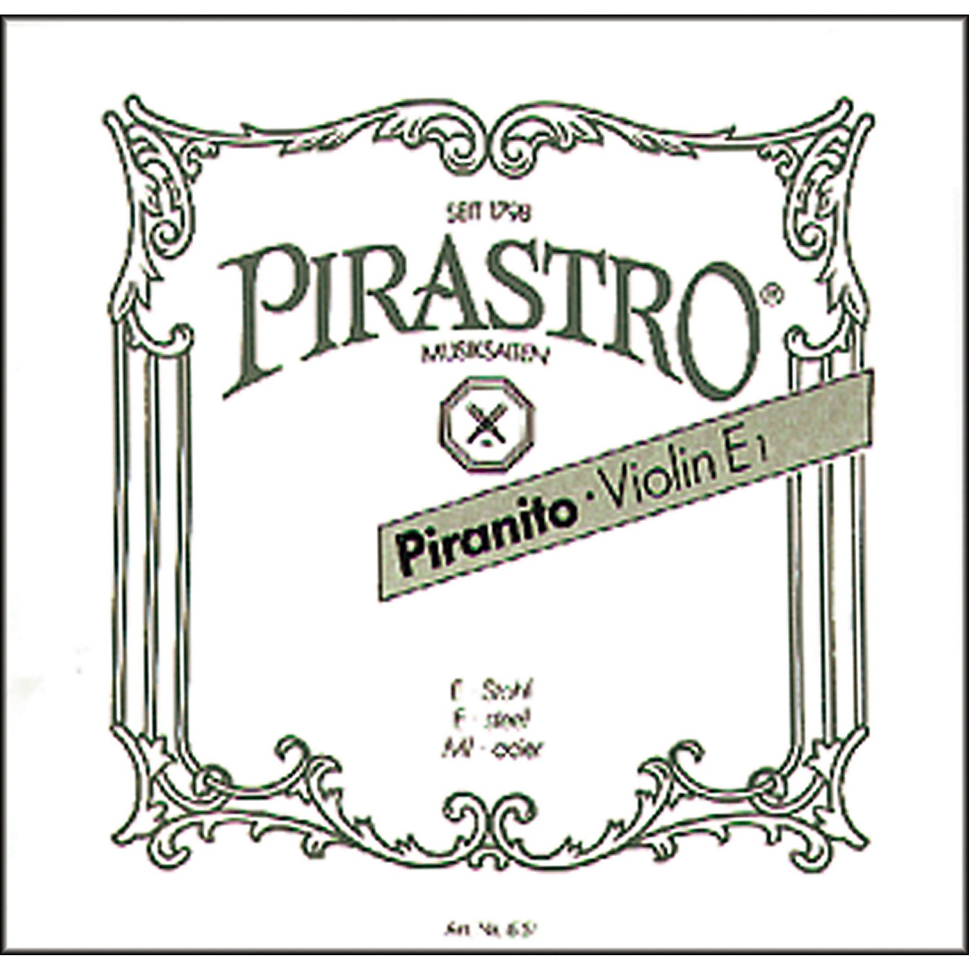 Pirastro Piranito Series Violin D String thumbnail