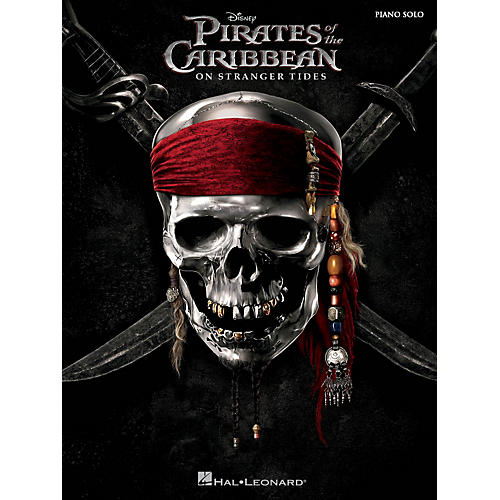 Hal Leonard Pirates Of The Caribbean - On Stranger Tides For Piano Solo thumbnail