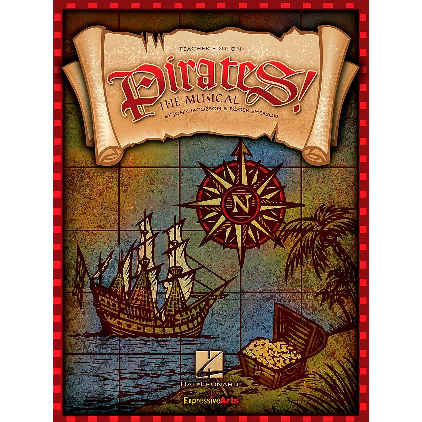 Hal Leonard Pirates! The Musical - Teacher's Edition thumbnail