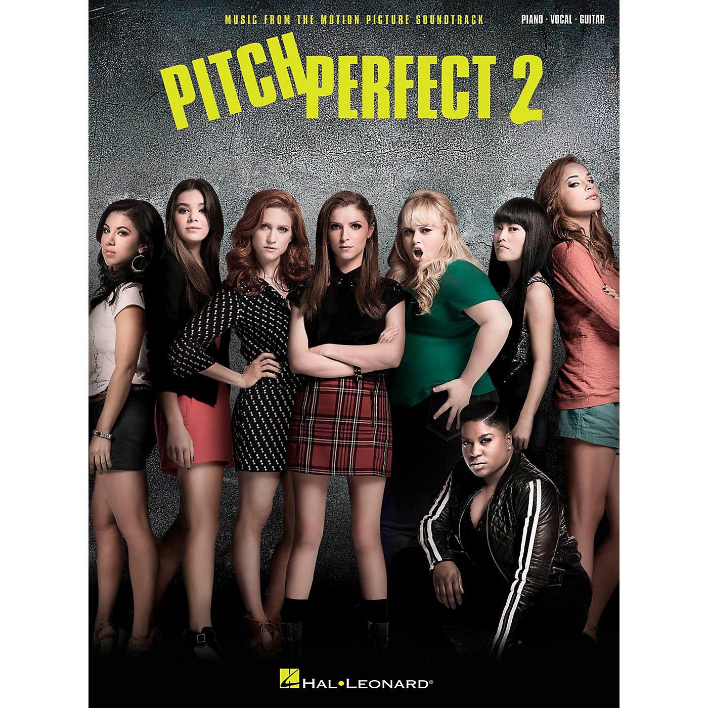 Hal Leonard Pitch Perfect 2 - Music From The Motion Picture Soundtrack for Piano/Vocal/Guitar thumbnail