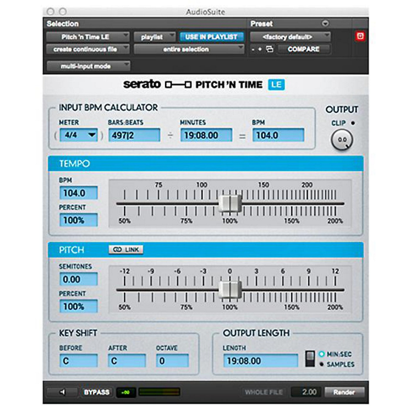 SERATO Pitch 'n Time LE 3.0 Software Download thumbnail