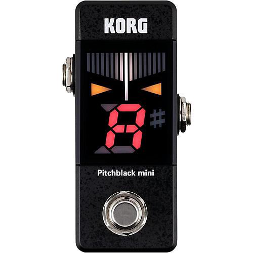 Korg Pitchblack Mini Pedal Tuner thumbnail