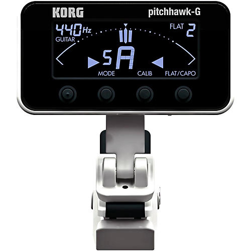 Korg Pitchhawk Clip-On Tuner thumbnail