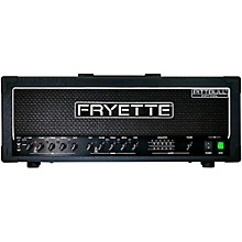 Fryette Pittbull Fifty/CL 50W Tube Guitar Amp Head
