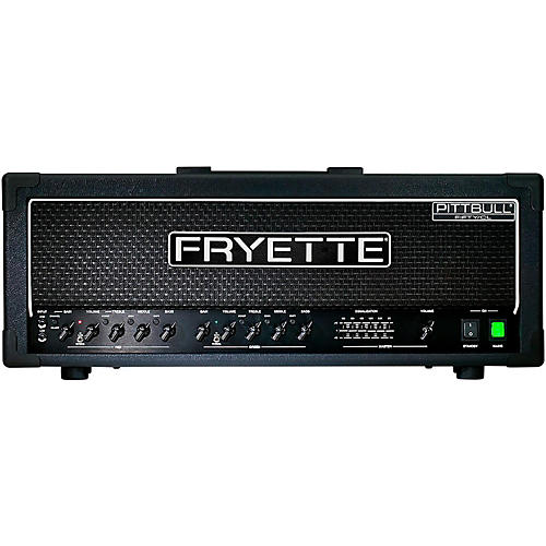 Fryette Pittbull Fifty/CL 50W Tube Guitar Amp Head thumbnail
