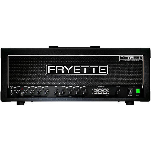 Fryette Pittbull Hundred/CL G100CL/EQ 100W Tube Guitar Amp Head thumbnail