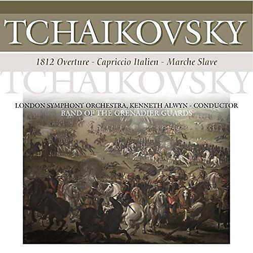 Alliance Pjotr Ilyich Tchaikovsky - 1812 Overture / Carpriccio Italien / Marche Slave thumbnail