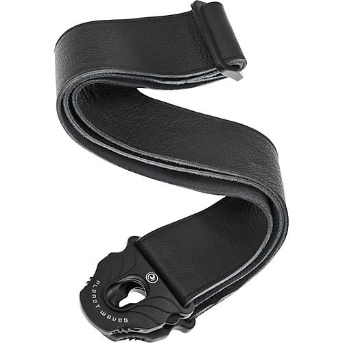 D'Addario Planet Waves Planet Lock Leather Guitar Strap thumbnail