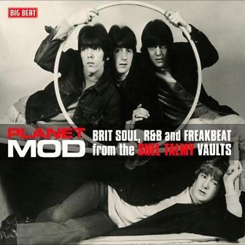 Alliance Planet Mod: Brit Soul R&B & Freakbeat From The Shel Talmy Vaults /Various thumbnail