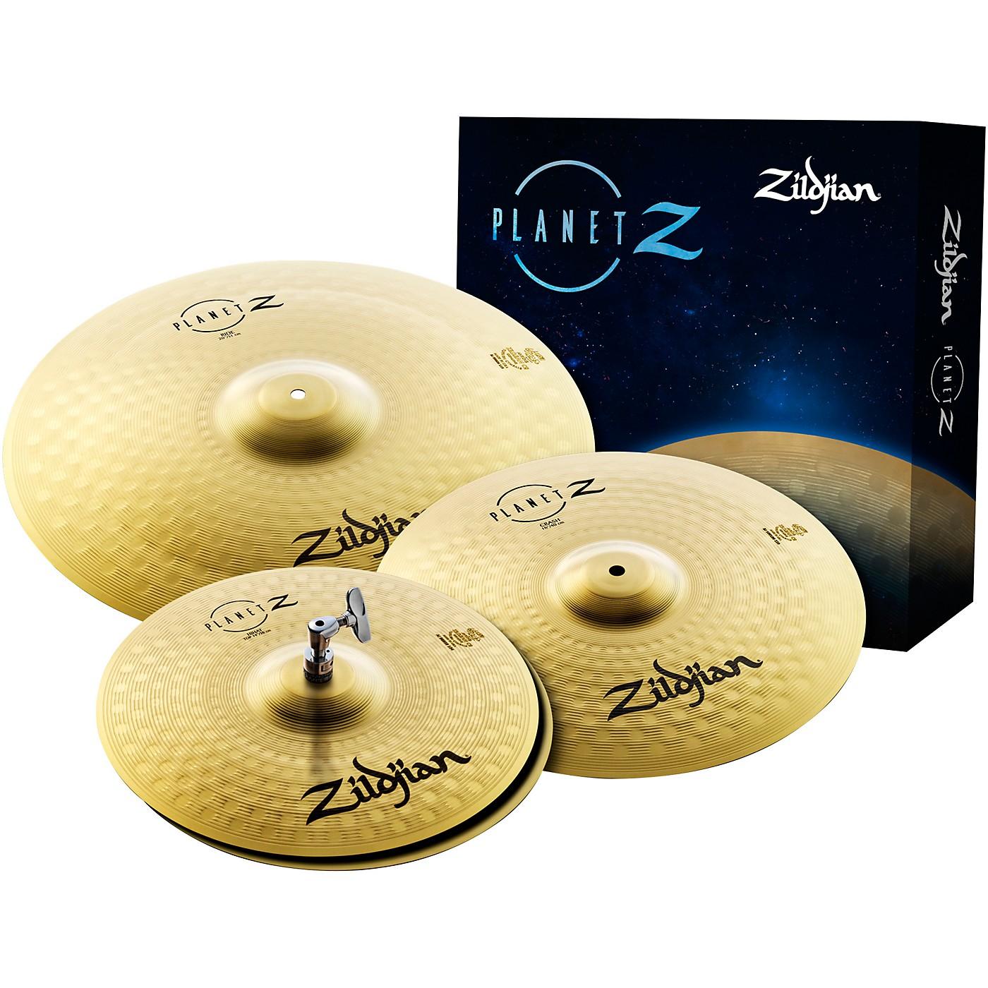 Zildjian Planet Z Complete Cymbal Pack thumbnail